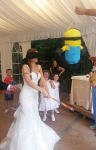 Animacion para ninos durante casamientos