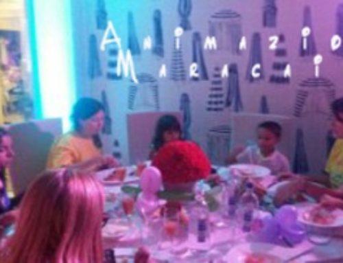 Intrattenimento dei bambini al matrimonio