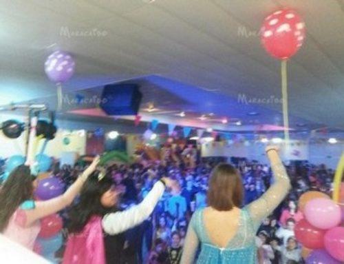 Balli di gruppo per bambini