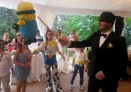 Animazione per bambini per matrimoni