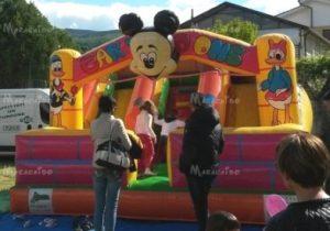 Noleggio Gonfiabili per bambini