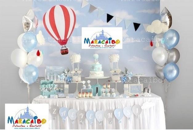 Allestimento a tema con palloncini per feste compleanno eventi Maracaibo