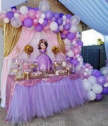 Allestimento completo Rapunzel
