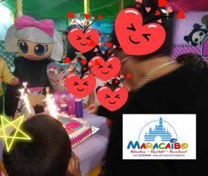 Mascotte Lol Maracaibo professionale noleggio animazione bambini feste a-min