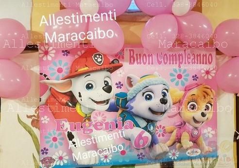 Allestimenti addobbi feste compleanni matrimoni Maracaibo eventi sagre tavolo torta (22)