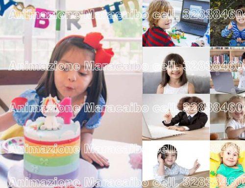 Le feste di compleanno online da casa a distanza corona Virus