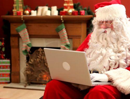 Feste natalizie online per bambini, adolescenti e adulti a distanza da casa