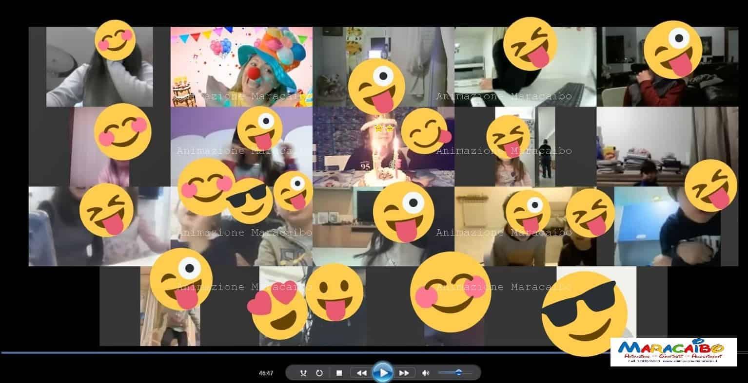 Carnevale online dei bambini e adolescenti festa virtuale in streaming insieme come festeggiare online il carnevale 2021 da casa sul web